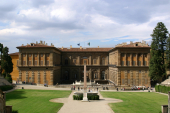 Palazzo Pitti in Florence, Tuscany, Italy