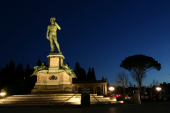 Piazzale Michelangelo in Florence, Tuscany, Italy